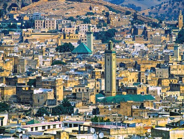 Marrakech to Fes tours