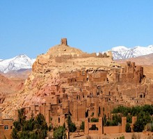 tours from Marrakech to Merzouga