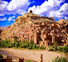 7 day Adventure tour from Marrakech Merzouga