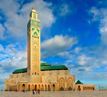 5 Days Casablanca Chefchaouen private tour