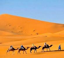 5 Days Fes Marrakech desert tour