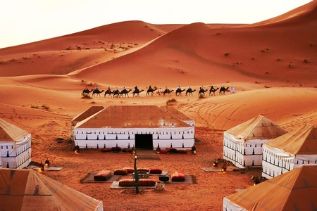 Morocco luxury desert tours
